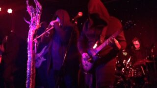 Deathwhite Debut At Mr. Small's Funhouse With Argus!