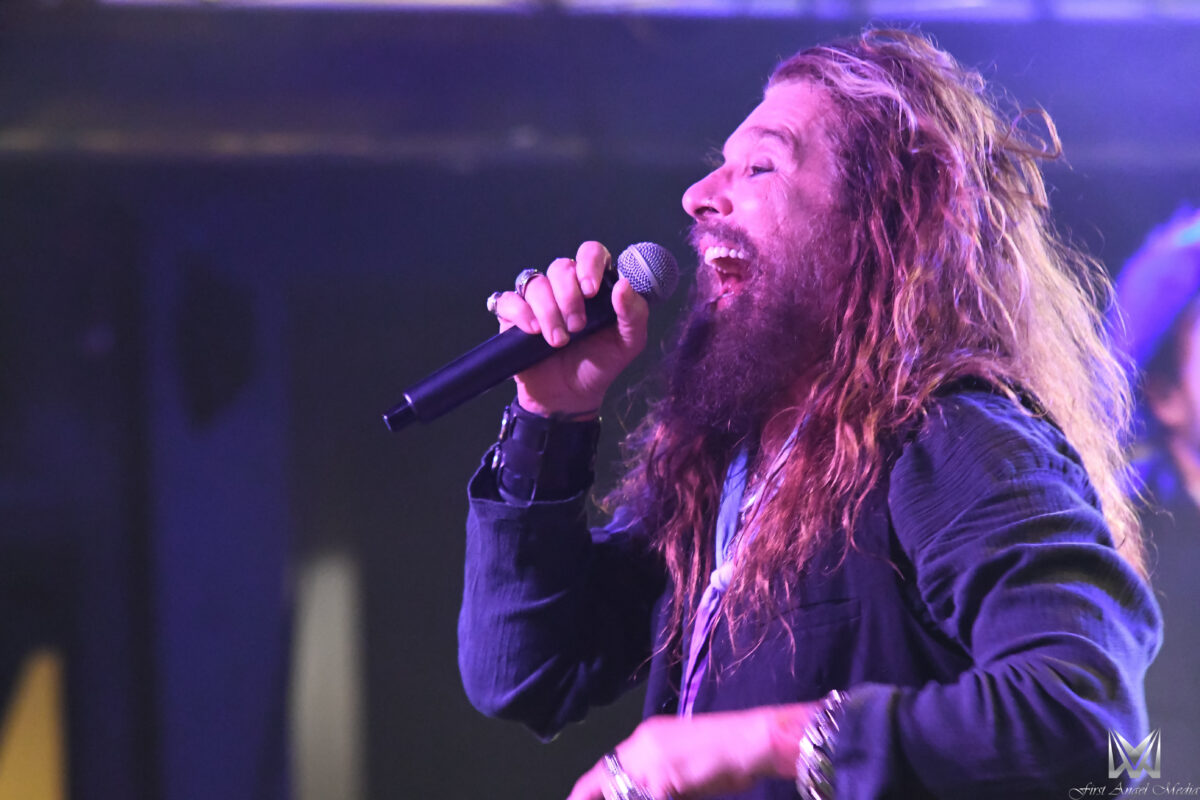 A night with the Dead Daisies at Jergels