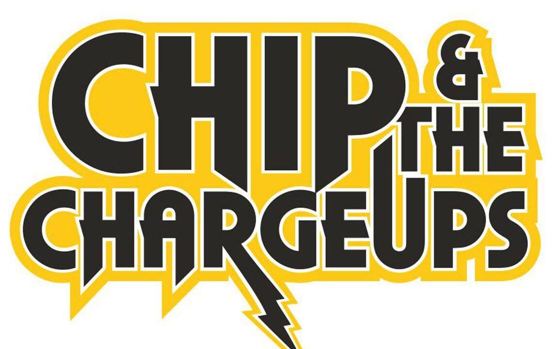 CHIP & THE CHARGE UPS : Wired To Rock