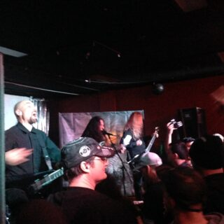 Immolation Incinerate Lawrenceville