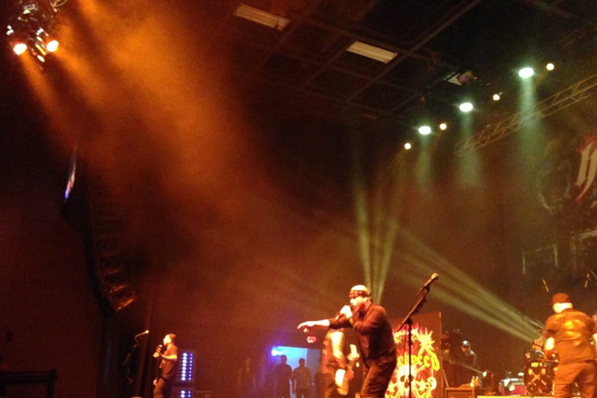 Hatebreed Headline A Long Night of Punk and Metal At Stage AE