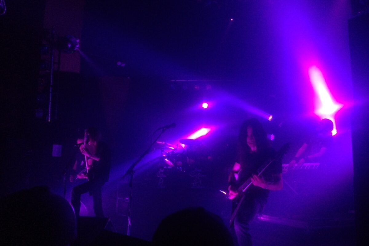 Children of Bodom Thrill At Mr. Small's Theater
