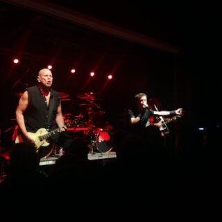 Hessians Worship With Metal Church At Crafthouse Stage and Grill (5/13/2019)