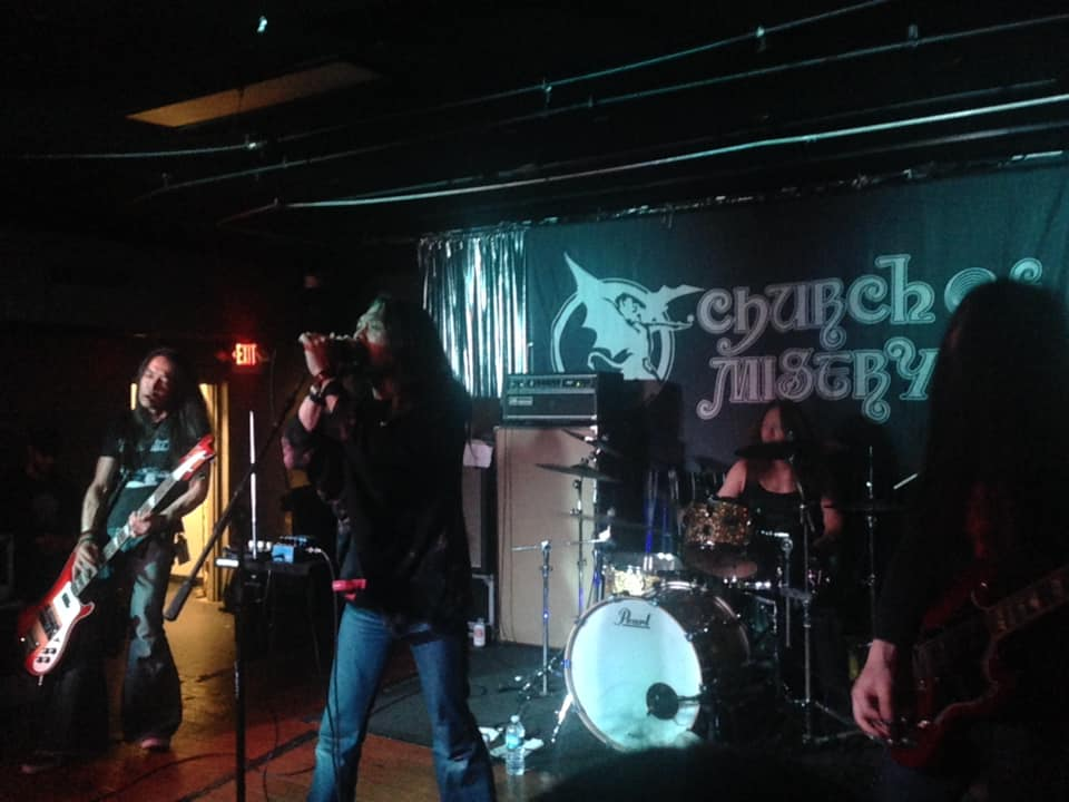 Church Of Misery Leave Cattivo In A Bloody Heap (6/13/2019)