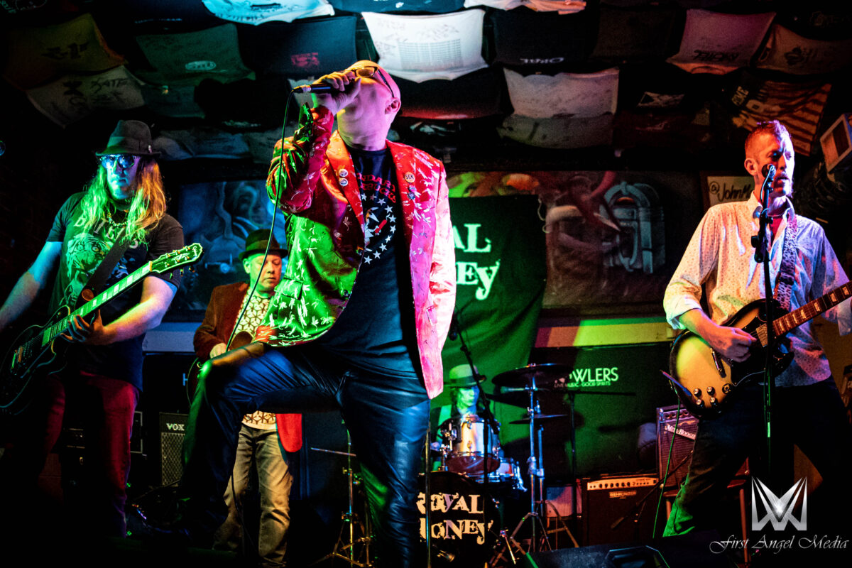 Royal Honey and The Legendary Hucklebucks Party Hard At Howler's (6/15/2019)
