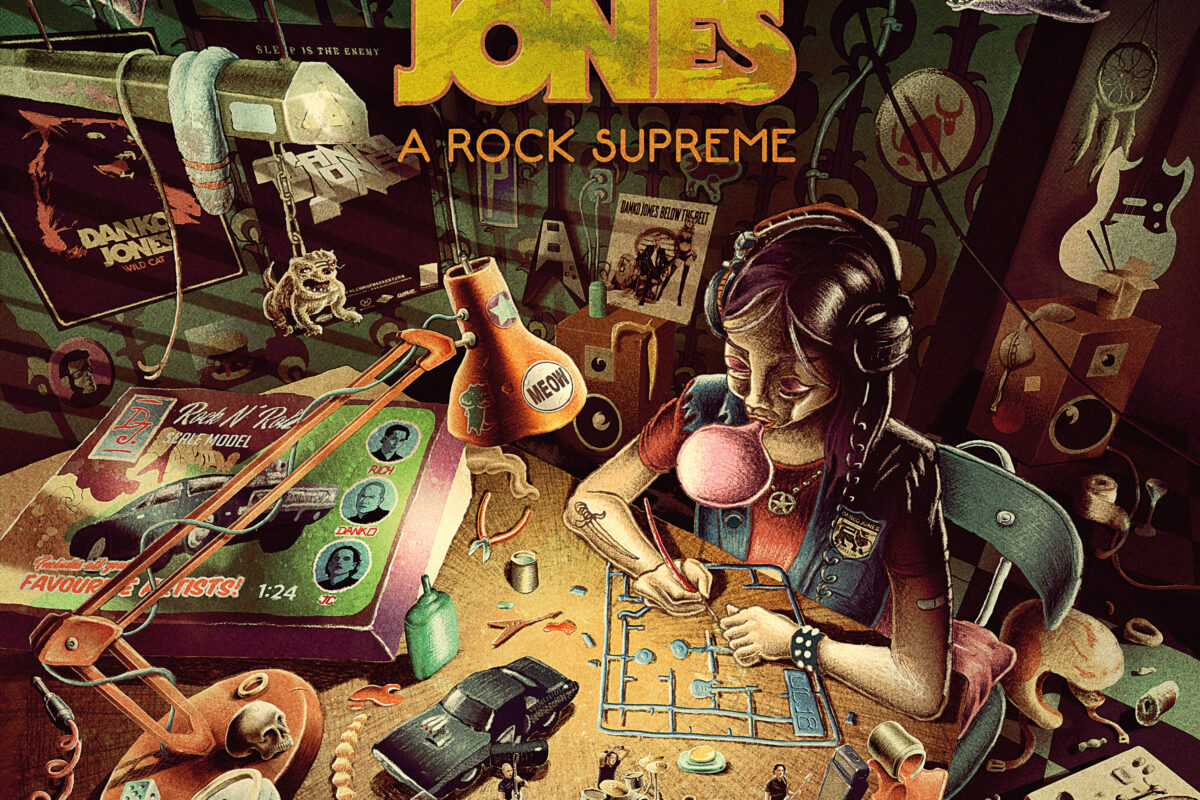 Danko Jones-A Rock Supreme