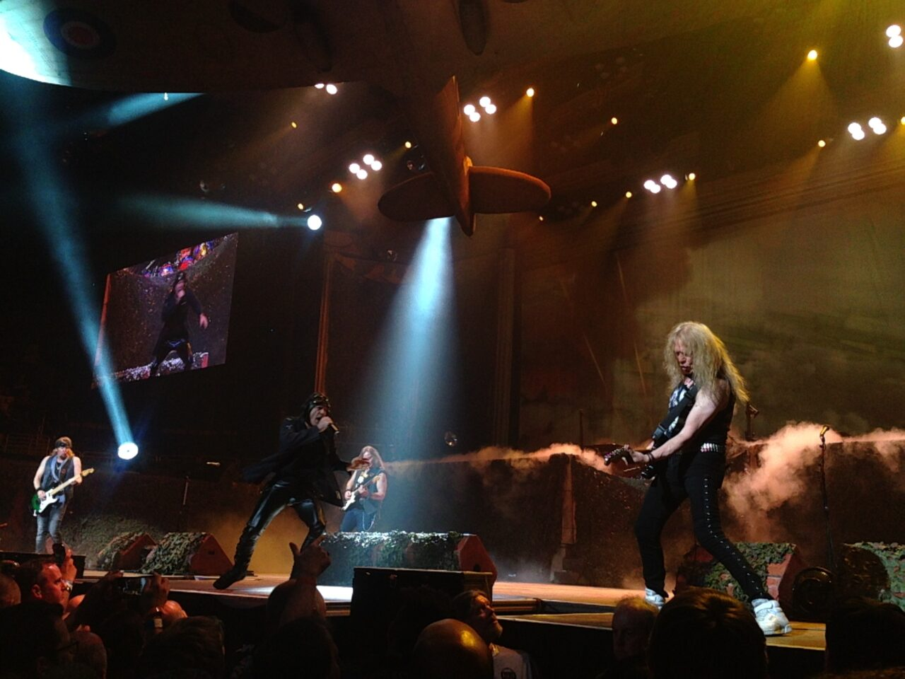Iron Maiden: The Invasion and Liberation of Pittsburgh (8/17/2019) - FirstAngelMedia.com