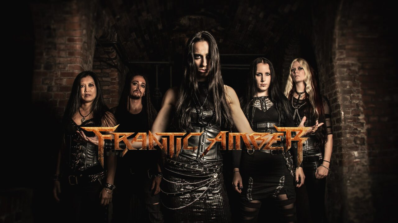 Frantic Amber – An Interview with Vocalist Elizabeth