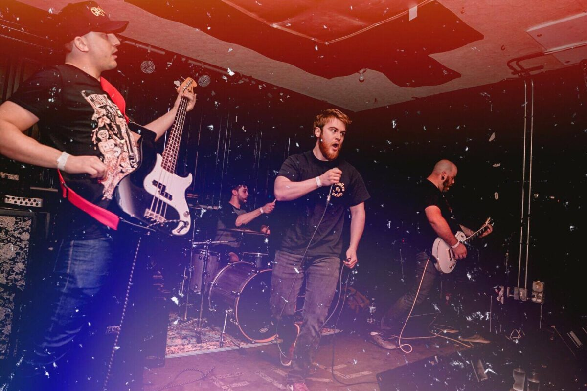 Gator Shakes Release Debut EP