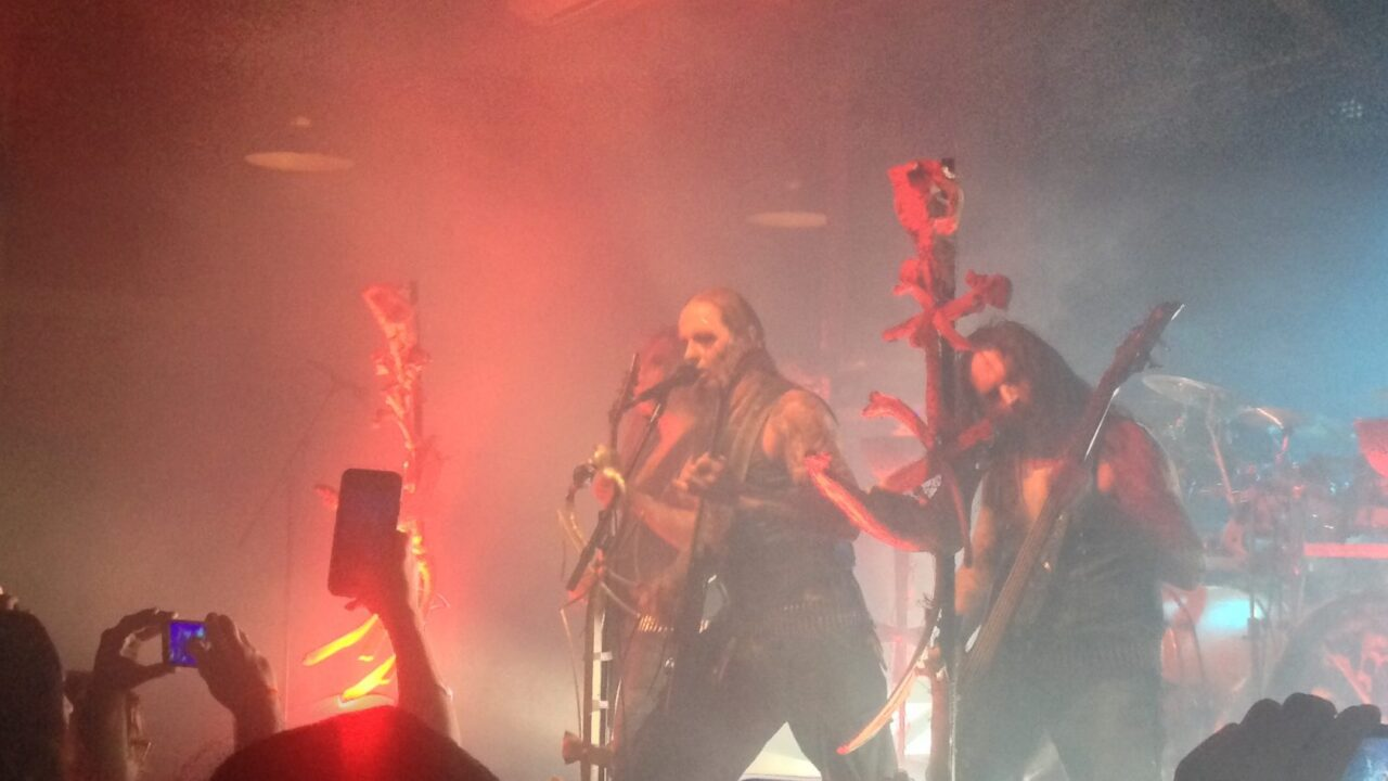 Suffocation and Belphegor Clash In Pittsburgh! (11/19/2019)