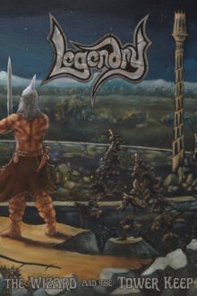 Legendry-The Wizard and the Tower Keep