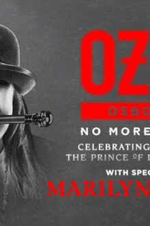 Ozzy Osbourne cancels tour