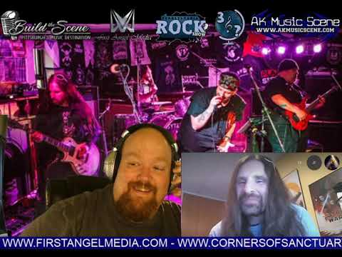 the Pennsylvania Rock Show Episode 511 TEASER with Corners of Sanctuary