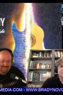 3 Questions and a Song Episode 032 with Brady Novotny – Interview Session