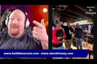 3 Questions and a Song #34 Recording Session with Shock Frenzy