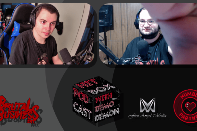 HitBox Podcast w/ Demo Demon