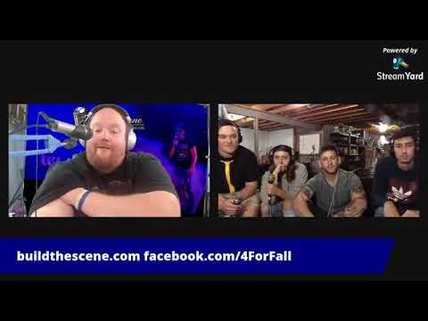 the Pennsylvania Rock Show #536 Interview Session