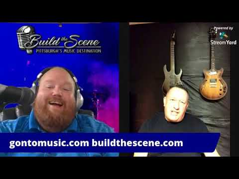 the Pennsylvania Rock Show #540 Interview Session