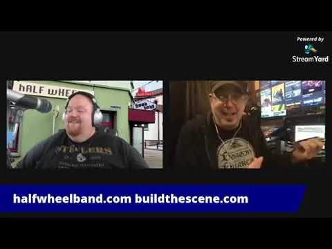 the Pennsylvania Rock Show #542 pt 1 Interview Session