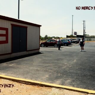 EMZY ENZY's  album 'Verzion' – No Mercy For You Or Your Hate