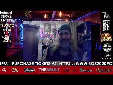 SOS PGH Concert Series Pre-Show Interview Week 1