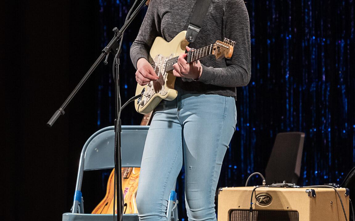 Music Talks with Local Singer Allison Borek