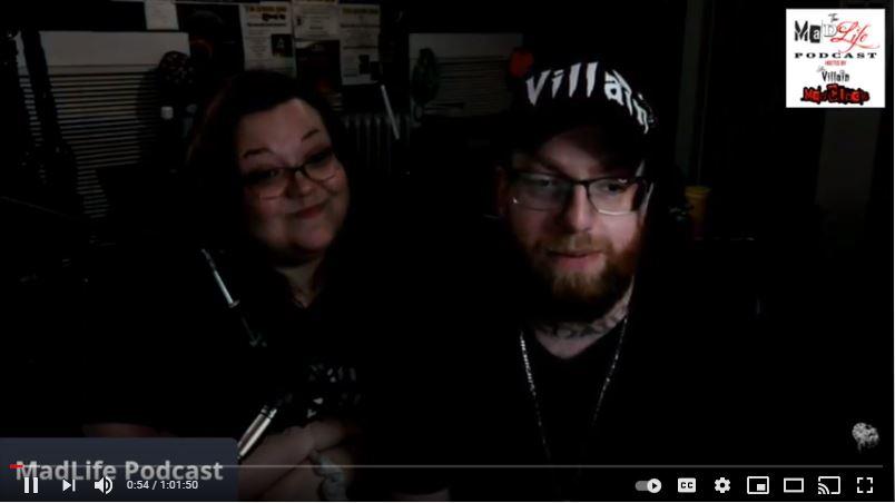 MadLife Podcast Ep 2 (Mama MadClock)