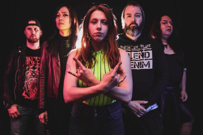 "LGBTQ+ Fronted Pop-Metal, Fallen Stars, Announce Album ""Execution"""