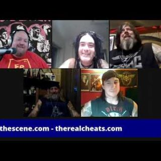 the Pennsylvania Rock Show #571 Interview Session
