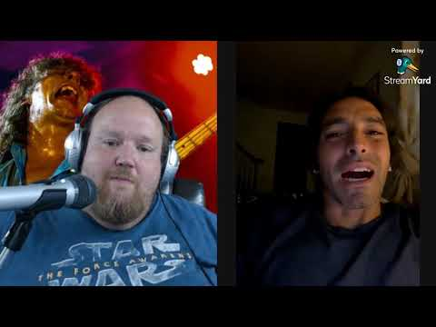 the Pennsylvania Rock Show #572 Interview Session