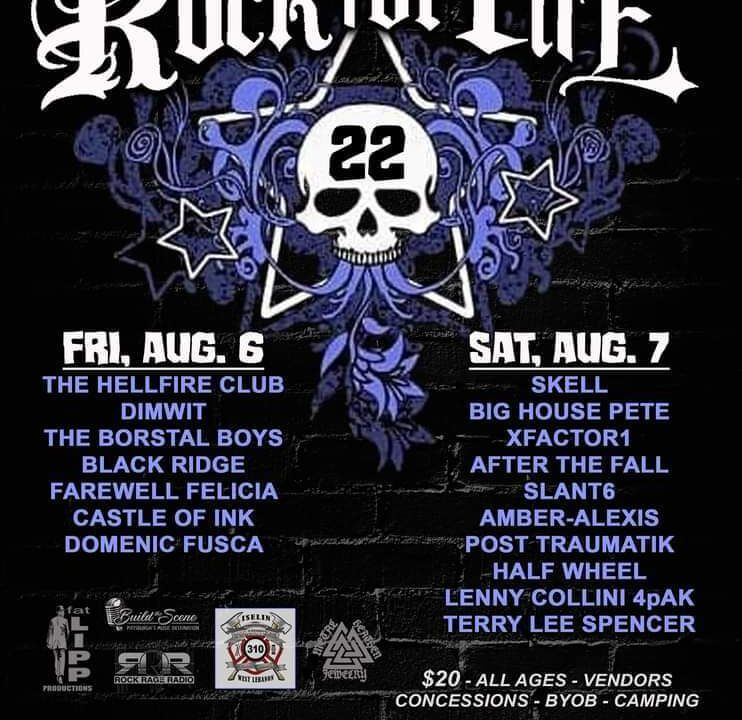 08/06 & 08/07 Rock for Life 22