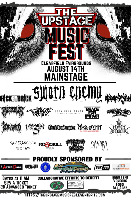 08/14 The Upstage Music Fest