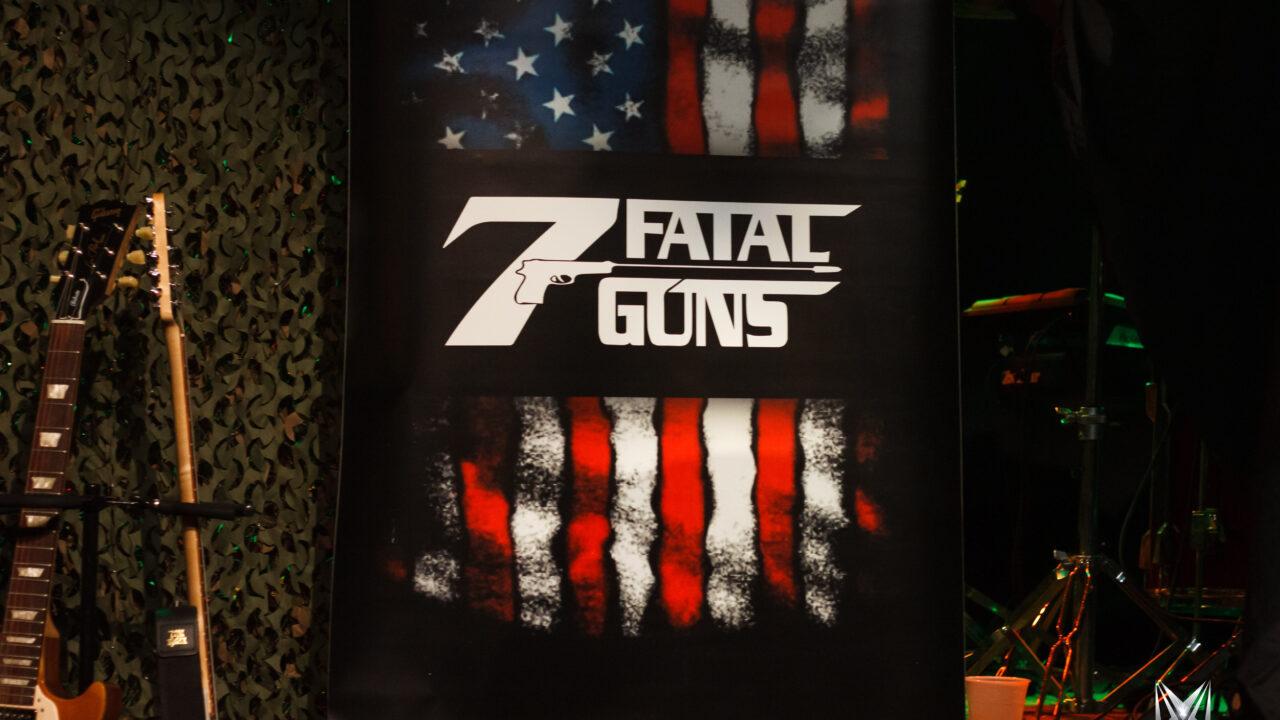 7 Fatal Guns, Trevolta, & Maiden America