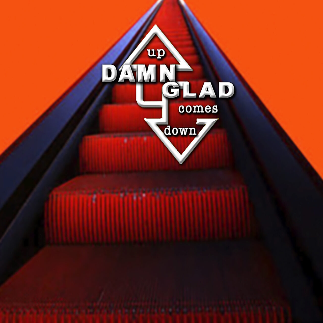 """Damn Glad """"Up Comes Down"""" Review. – Mark Dignam."""
