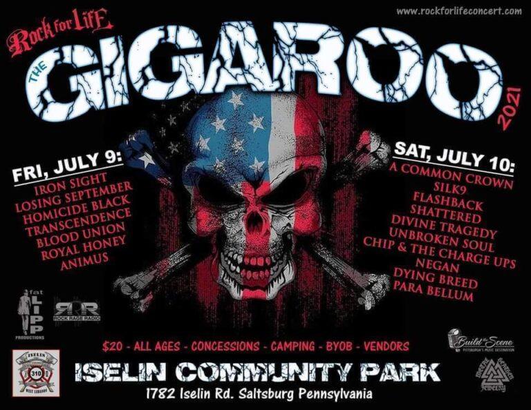 Rock for Life - Gigaroo