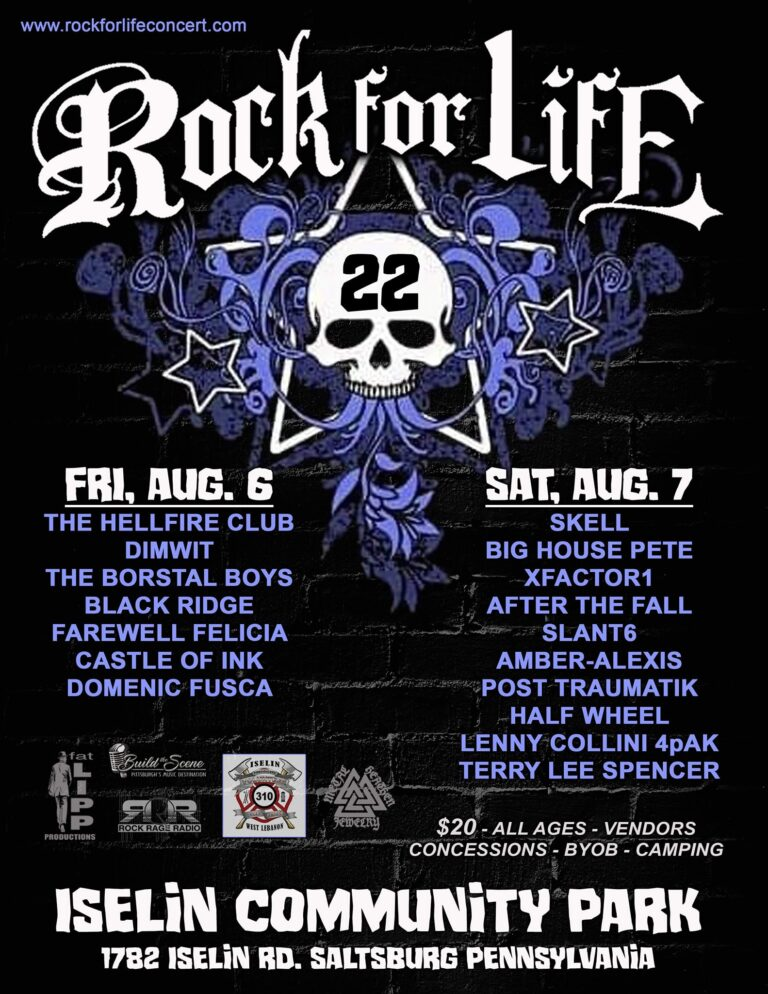 Rock for Life 22