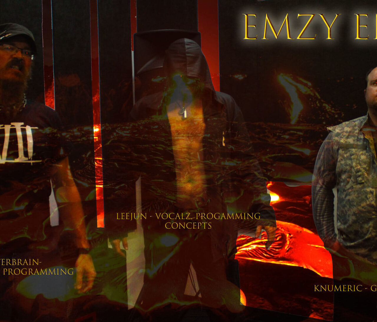 Find Your MUSE: Emzy Enzy – Symphony of the Broken Machine(Official Music Video)