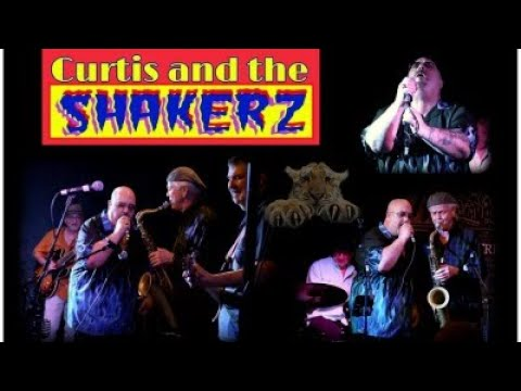 the Pennsylvania Rock Show #588 w/ Curtis and the Shakerz